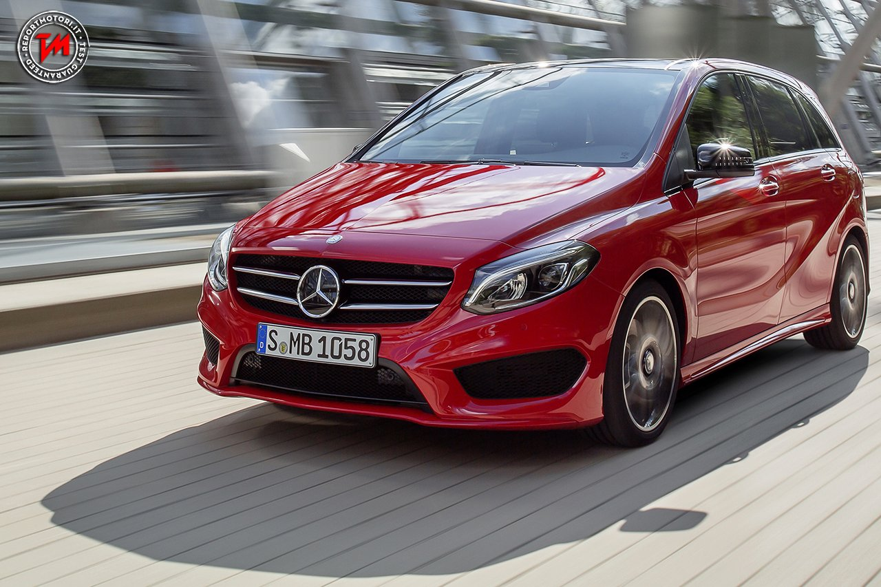 Mercedes benz classe b tech limited edition blog del for Mercedes benz club