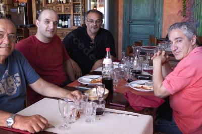 In Taverna per il pranzo