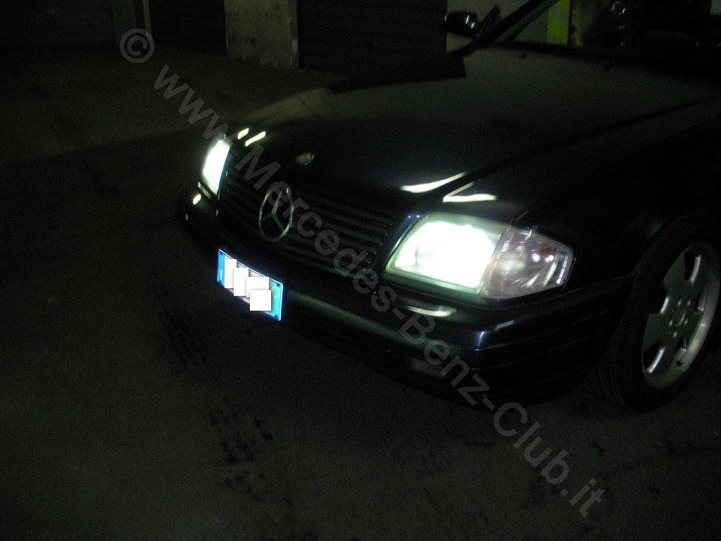 Rimg on Mercedes Sl R129 320 Test 1