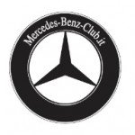 Mercedes-Benz-Club.it Adesivo del Mercedes-Benz-Club.it (coppia)
