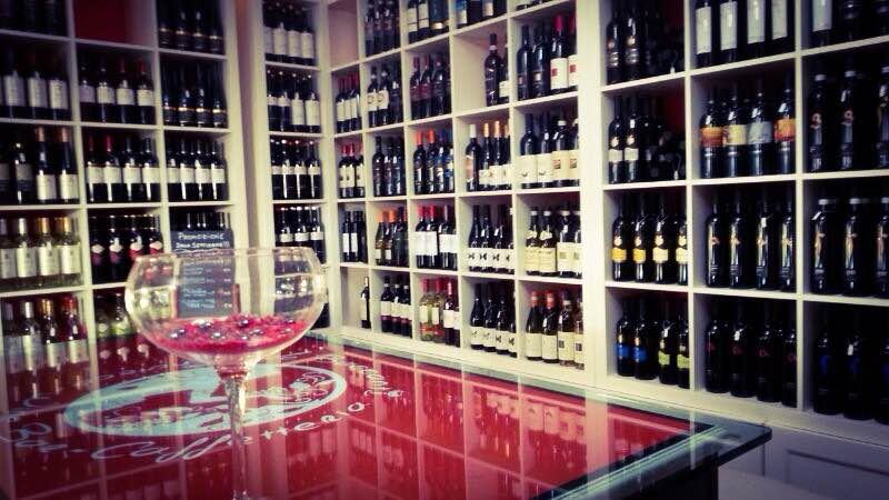 enoteca Wine Bar Caffetteria Le Baccanti